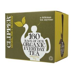 Clipper Organic Everyday One Cup Tea