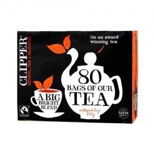 Clipper Fairtrade Everyday Range Tea
