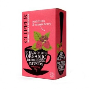 Clipper Organic Fruit Infusions