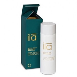 Ila Body Oil for Inner Peace