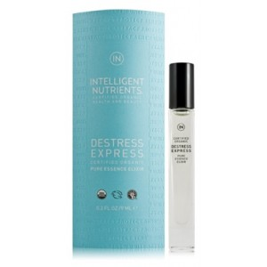 Intelligent Nutrients Destress Express Certified Organic Pure Essence Elixir
