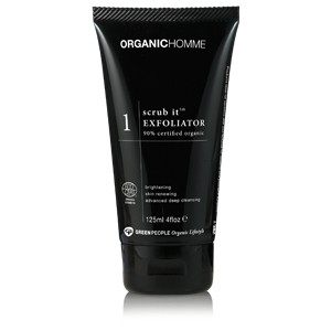 Green People Organic Face Wash for Men