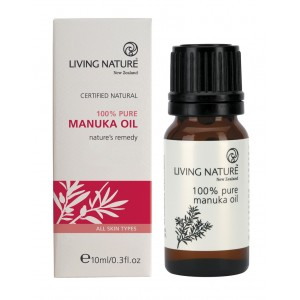 Living Nature 100% Pure Manuka Oil