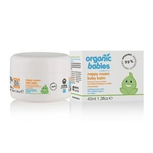 Green People Organic Babies Nappy Cream Baby Balm