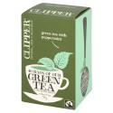 Clipper Fairtrade Green Tea