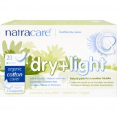 Natracare Incontinence Dry & Light Pads(20)