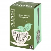 Clipper Fairtrade Green Tea