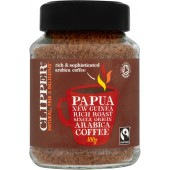 Clipper Fairtrade Organic Instant Coffee - 100g