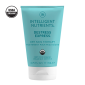Intelligent Nutrients Certified Organic Distress Express Dry Skin Therapy